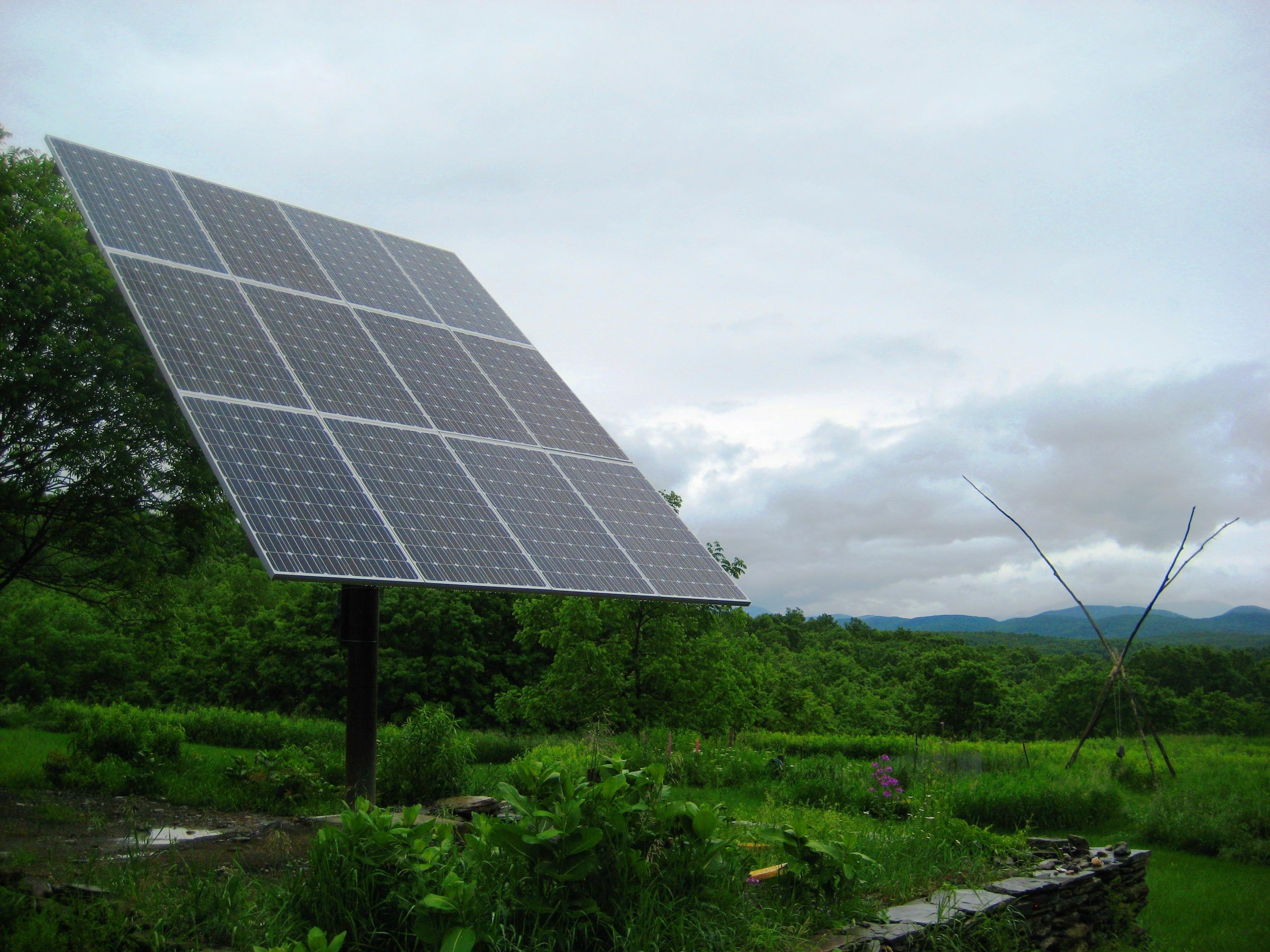 Pole-mount-solar-shushan-ny