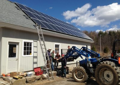 Solar-installer-Bennington-Vermont