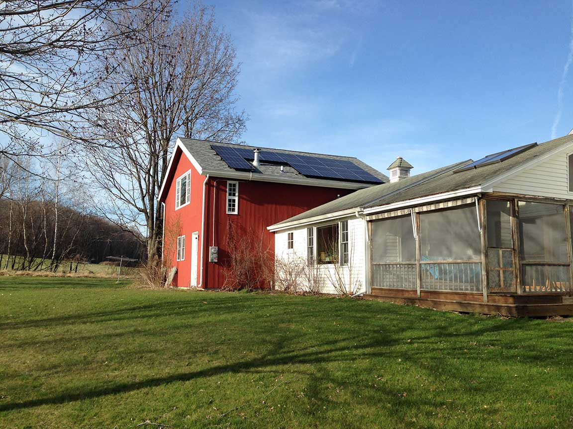 residential solar power systems southern vermont area