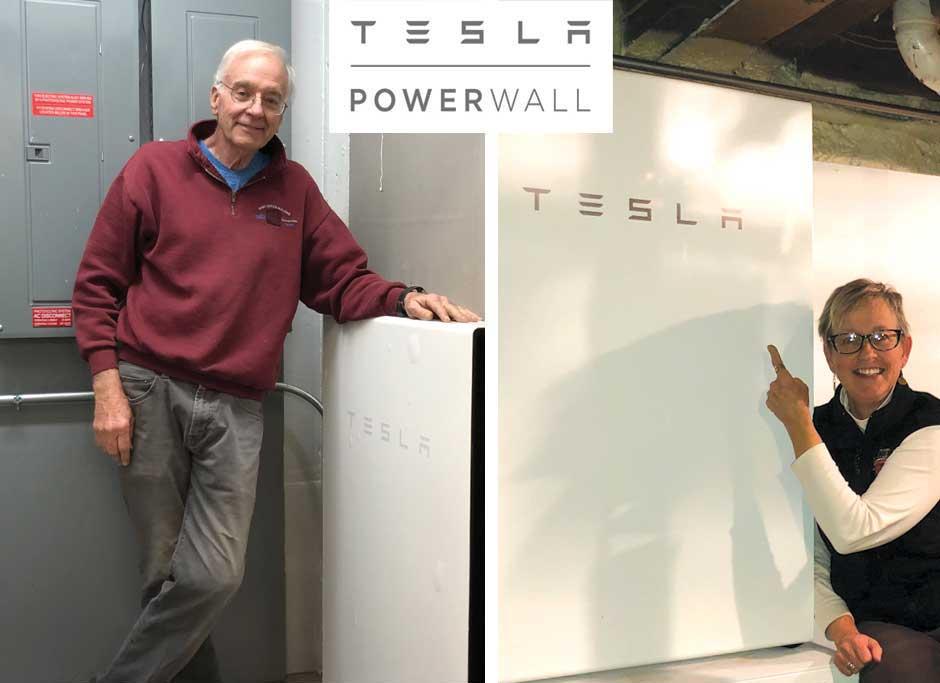 Tesla Powerball Customers